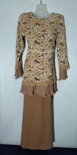 Baju kurung moden size 36