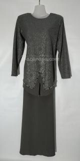 Baju kurung moden size 40
