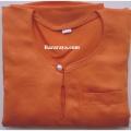Baju Melayu baby @ toddler orange