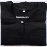 Baju Melayu Teluk Belanga kanak2 (Saiz 4-6) Black