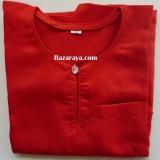 Baju Melayu baby @ toddler red